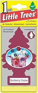 Little Tree Card - Sunberry Cooler Car Air Freshener