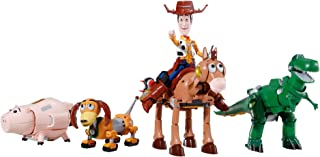 Bandai Tamashii Toy Story Combination Woody Robo Sheriff Star Chogokin Action Figure