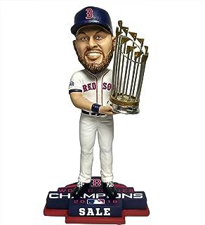 #2 Baller Bobble Team Color One Size FOCO MLB Boston Red Sox Bogaerts X