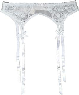 TVRtyle S512 - Cinturón de Encaje para Mujer con Pinzas de Metal
