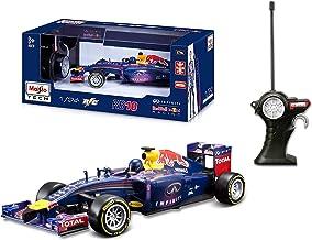 Outletdelocio. Coche radiocontrol Formula 1 Red Bull RB10'14 Sebastian Vettel. Escala 1/24