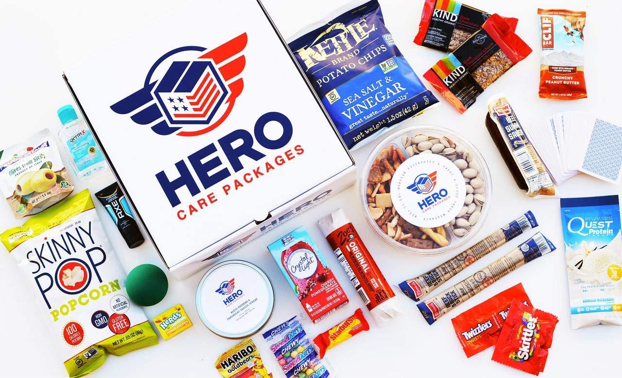バースデー 記念日 ◆高品質 ギフト 贈物 お勧め 通販 Curated Military Care Package Personaliz Hero Packages By