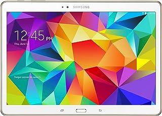 Samsung Galaxy Tab S 10.5in 16gb SSD Wifi Dazzling White (Renewed)