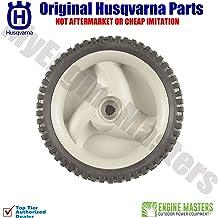 Husqvarna 583719501 Drive Wheels Grey Self Propelled Set of 2