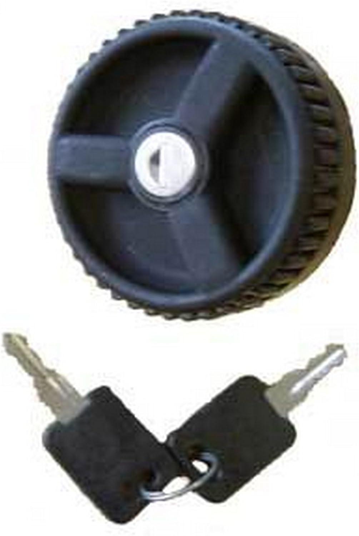 Water Inlet Gravity Locking Motorhome Leak Proof sy Install Filler Cap With Keys Modification PP Camping Trailer Caravan Retrofit Sealing Black