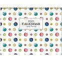 BooQool Wall Calendar 2020 for Family