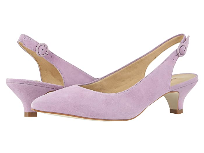 Walking Cradles  Belle (Lilac Suede) Womens  Shoes