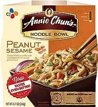 Annie Chun's Peanut Sesame Noodle Bowl, 8.7 Ounce