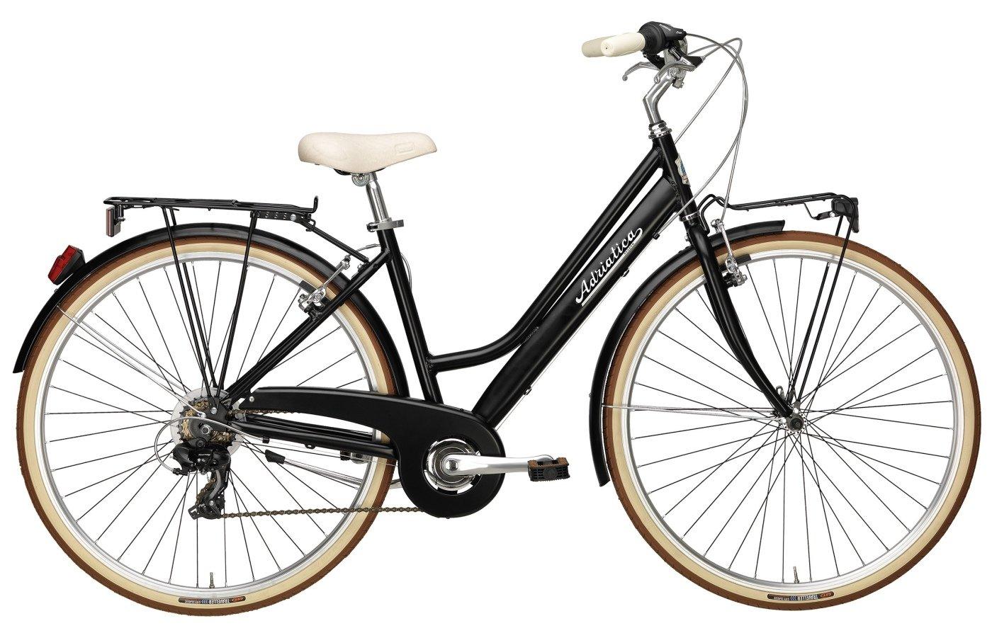 Adriatica Bicicleta Clasica Mujer- Retro 28