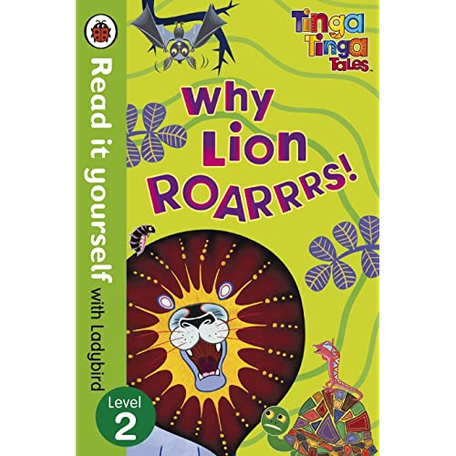 Read it Yourself: Why Lion Roarrrs! - Level 2
