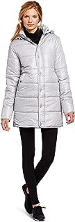 Women's 3/4 Length Jacket With Hood