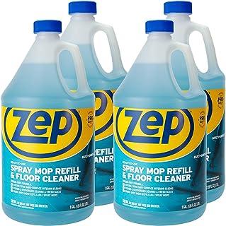 Zep Multi-Surface Floor Cleaner (Spray Mop Refill) ZUMSF128 All-Purpose Floor Cleaner