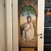 Türposter 53 x 158cm Harry Potter Die fette Dame
