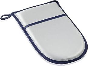 Leifheit L72418 Cotton Ironing Glove, 24cm x 15cm, Grey