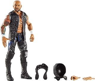 WWE Collection Élite figurine Deluxe articulée de catch, Ricochet, visage réaliste et mains interchangeables, jouet pour e...