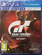 PS4 GT GRAND TOURISMO SPORT