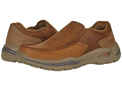 SKECHERS Arch Fit Motley Hust (Desert) Men