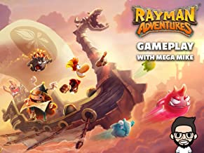 Rayman Adventures Gameplay With Mega Mike