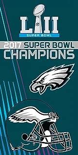 Best eagles super bowl beach towel Reviews
