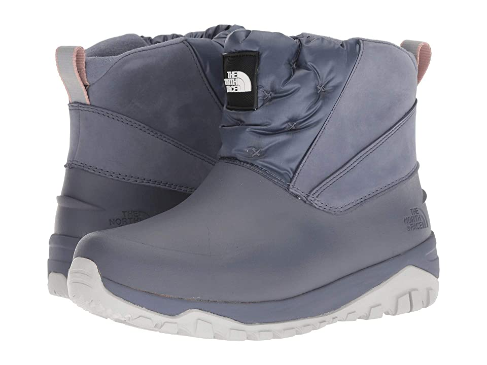 The North Face Yukiona Ankle Boot (Grisaille Grey/Tin Grey) Women