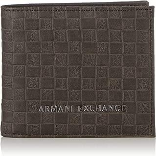 A|X Armani Exchange Men's Bifold Credit Card Wallet