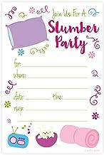 Best sleepover birthday invitations Reviews