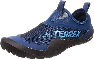 Adidas TERREX CC JAWPAW II, Men's Athletic & Outdoor Shoes, Black (Legend Marine/Shock Cyan/Core Black), 9 UK (43 1/3 EU)