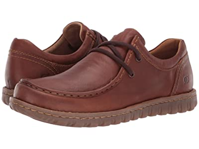 Born Gunnison (Tan Full Grain Leather) Men
