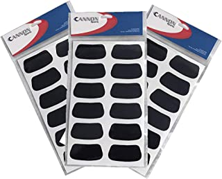Cannon Sports Eye Black Stickers