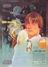 2017 Topps Star Wars 40th Anniversary Trading Card #140 Coca-Cola Star Wars Premium Poster