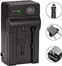 BM Premium BP718, BP727 Battery Charger for Canon HFR80, HFR82, HFR800, HFR70, HFR72, HFR700, HFM52, HFM500, HFR30, HFR32, HFR300, HFR40, HFR42, HFR400, HFR50, HFR52, HFR500, HFR60, HFR62, HFR600
