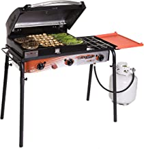 Best bbq pro 3 burner red gas grill Reviews