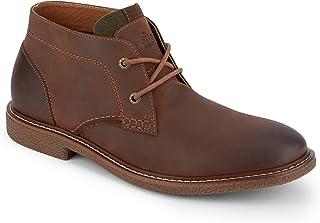 حذاء برقبة طويلة كاجوال من الجلد من Dockers Greyson