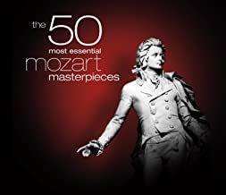 50 Most Essential Mozart Masterpieces
