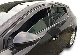 Deflectores de viento para Nissan Terrano II 3//5 puertas 1993-2004 2 unidades J/&J