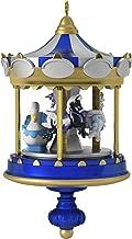 Hallmark Keepsake Mini Ornament 2019 Year Dated Christmas Carousel Merry-Go-Round Miniature, 2.2