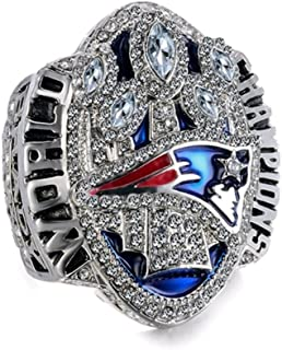Custom Rings New England Patriots Super Bowl LI 2016 Ring Tom Brady (12)