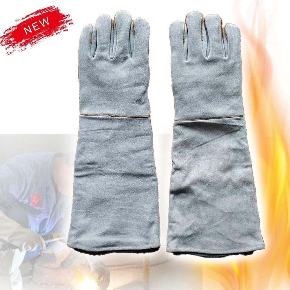 Welding Gloves Heat Resistant Ranking TOP2 Weldin Our shop most popular Forge Leather