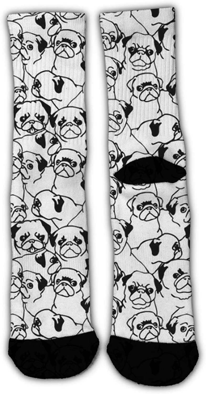 Soft Max Phoenix Mall 85% OFF Crew Dress Socks for Soccer Boys Skiing Cosplay Girls