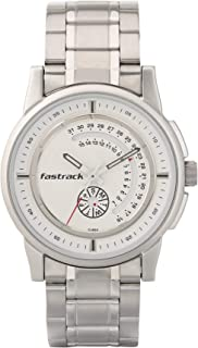 FASTRACK CURVE - SKATING ARENA INSPIRED ANALOG WATCH 3215SM01
