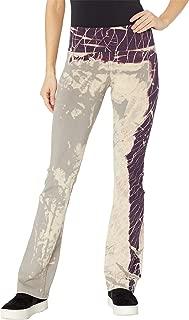 Hard Tail Women's Rolldown Bootleg Flare Pants