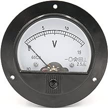 Best analog dc voltmeter Reviews