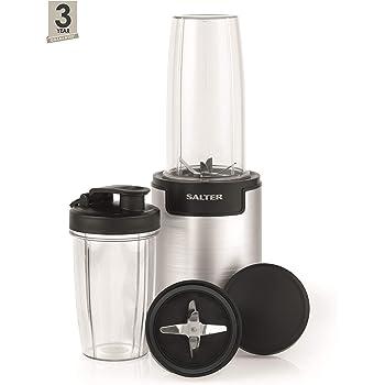 Salter Nutri Pro 900 - Licuadora (0,975 L, 25000 RPM, Batidora de ...