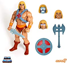 Super7 Masters of The Universe Ultimates Club Grayskull He-Man Action Figure