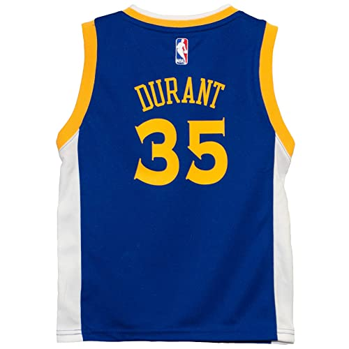 67d65dd21ad adidas Kevin Durant Golden State Warriors Toddler Jerseys