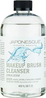 Sponsored Ad - JAPONESQUE Makeup Brush Cleanser, Beauty Tool Cleaner, Citrus Scent, 16 Ounces