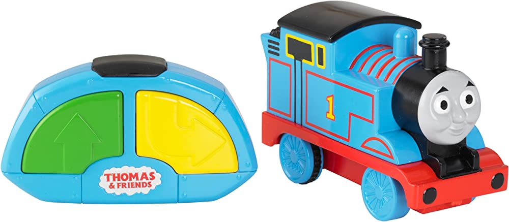Mattel,il trenino thomas, veicolo in miniatura, radiocomandato BCT65