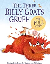 The Three Billy Goats Gruff—the FULL Story
