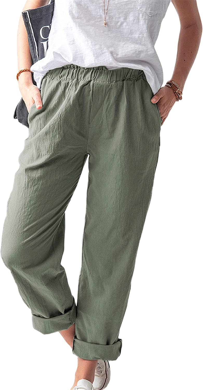 Hami House Womens Yoga Sweatpants Comfy Lounge Pants with Pockets Wide Leg Loose Workout Joggers Casual Pajama Pants