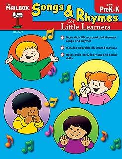 Songs & Rhymes for Little Learners (PreK-K)